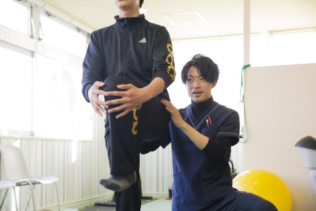 学生トレーニング